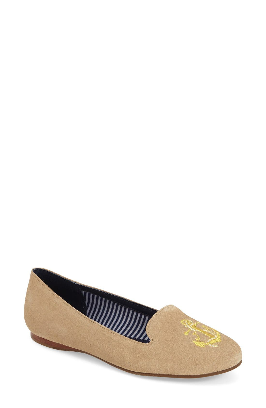 Main Image - Jack Rogers 'Reese' Loafer (Women)
