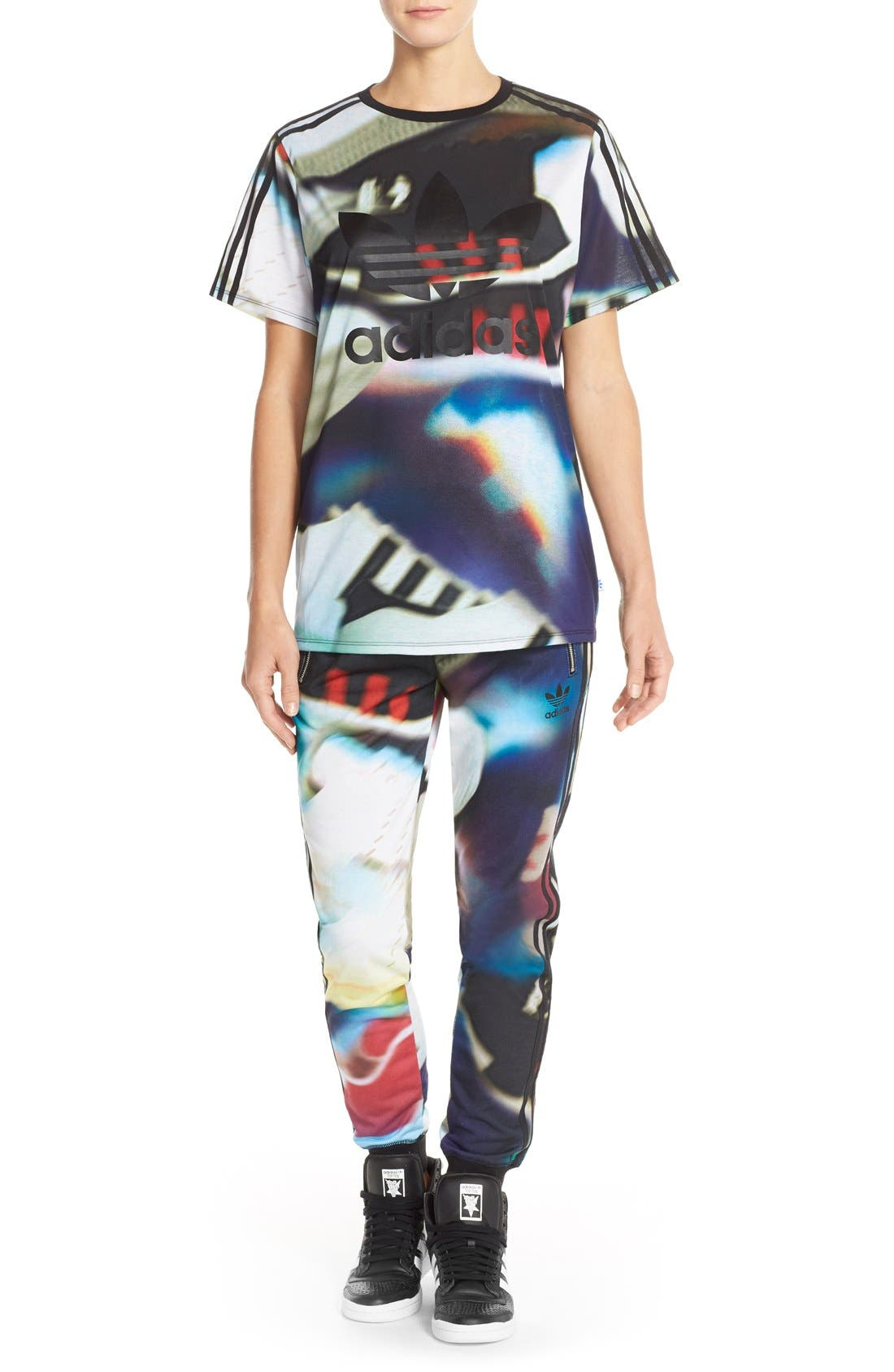 Alternate Image 5  - adidas Originals 'AOP' Track Pants