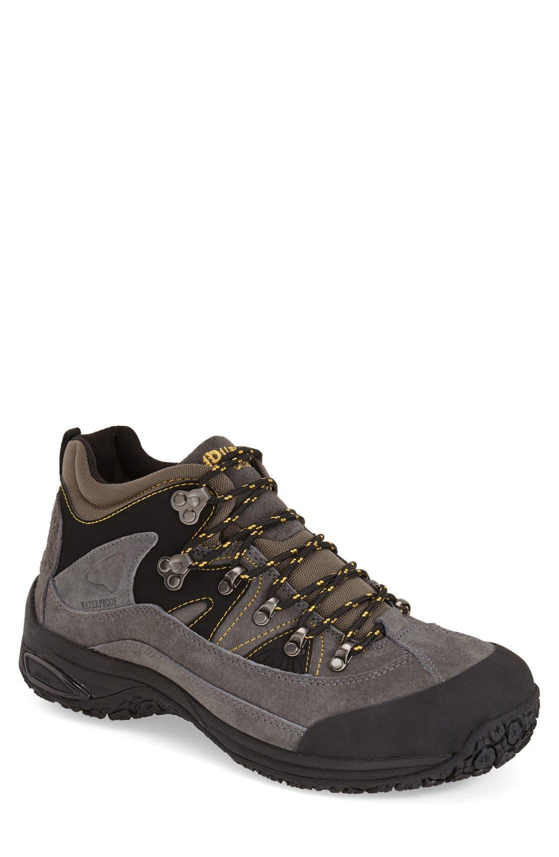 Dunham 'Cloud' Waterproof Hiking Boot (Men)