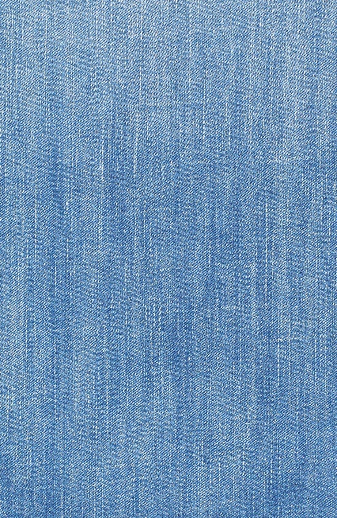 Alternate Image 6  - Mavi Jeans 'Samantha' Denim Jacket