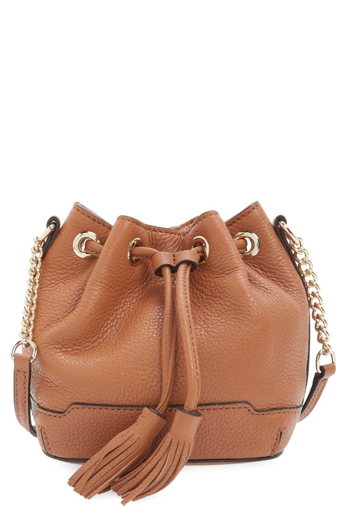 Alternate Image 1 Selected - Rebecca Minkoff 'Micro Lexi' Bucket Bag