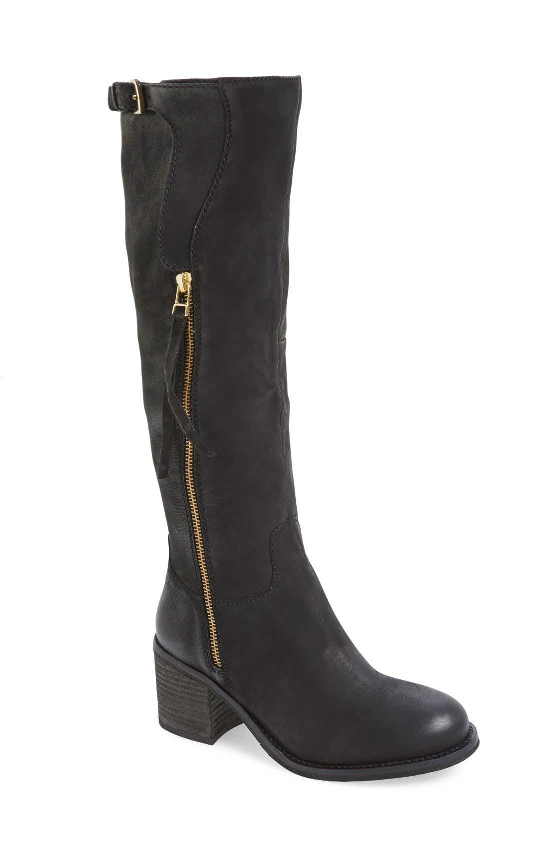Alternate Image 1 Selected - Steve Madden 'Antsy' Tall Boot (Women)