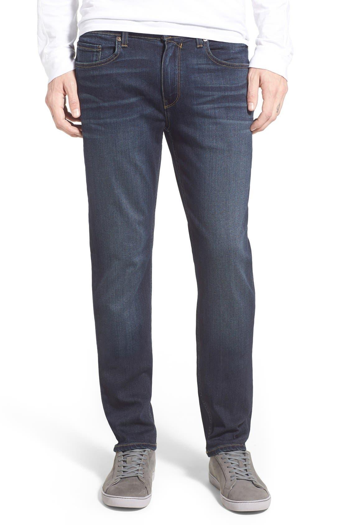 PAIGE Lennox Slim Fit Jeans (Rigby)