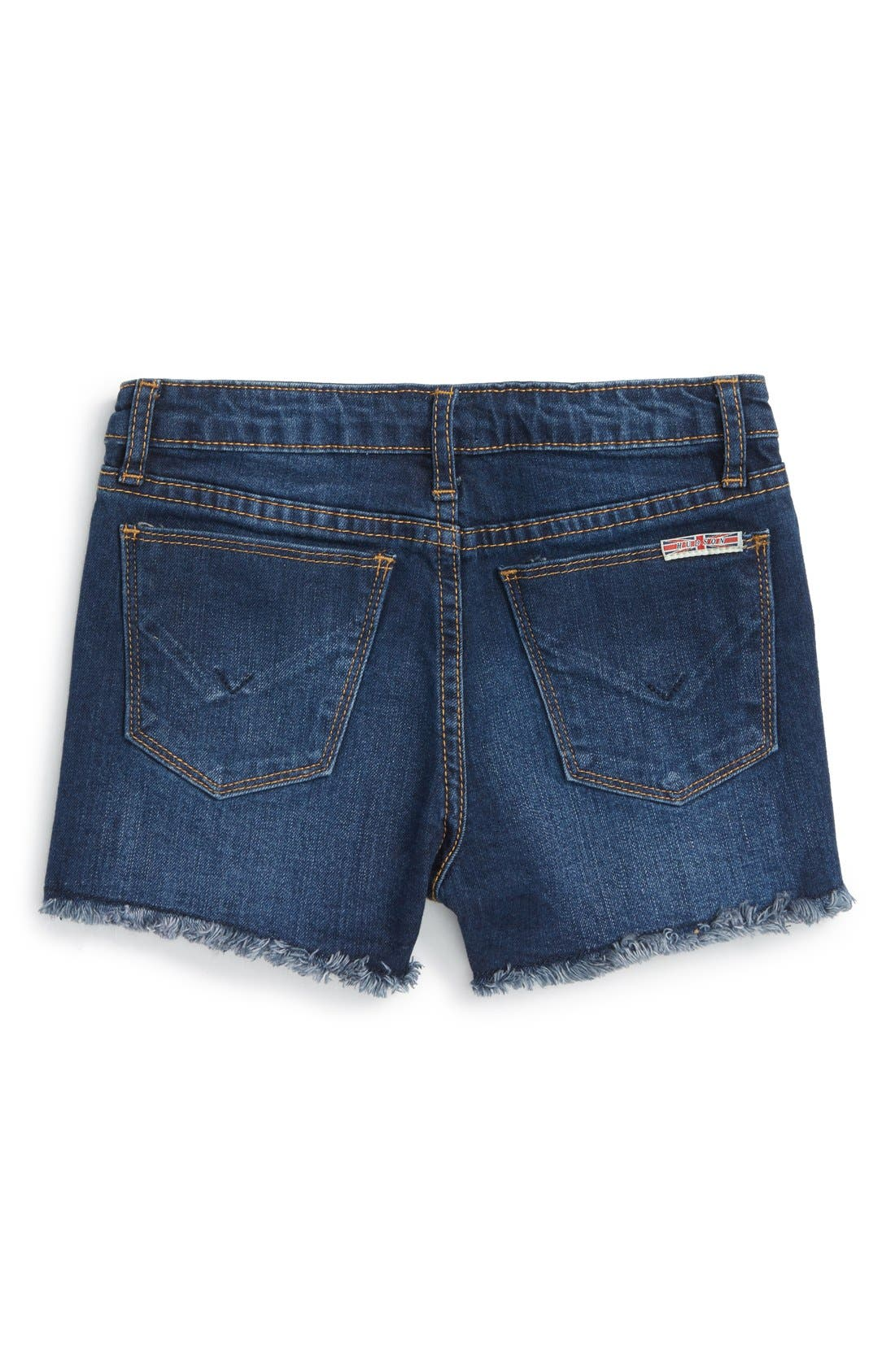 Alternate Image 2  - Hudson Kids Cutoff Denim Shorts (Toddler Girls & Little Girls)