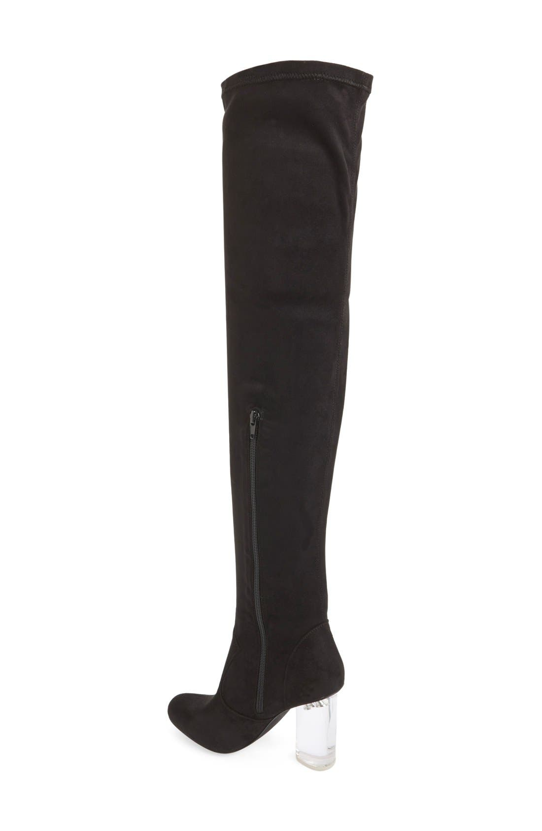 Alternate Image 2  - Jeffrey Campbell 'Paradox' Over the Knee Boot (Women)