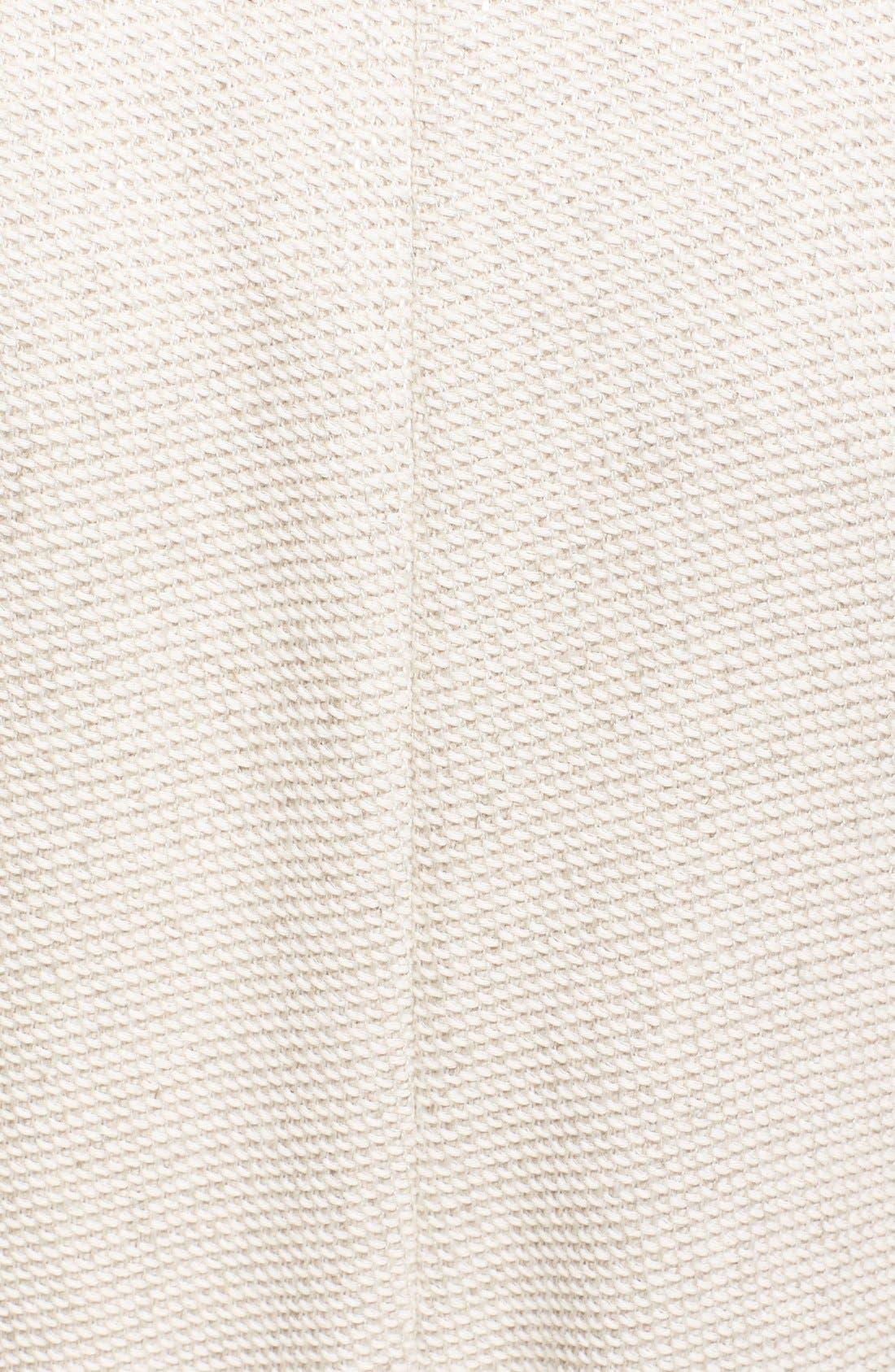 Alternate Image 6  - Vince Woven Cotton Blazer