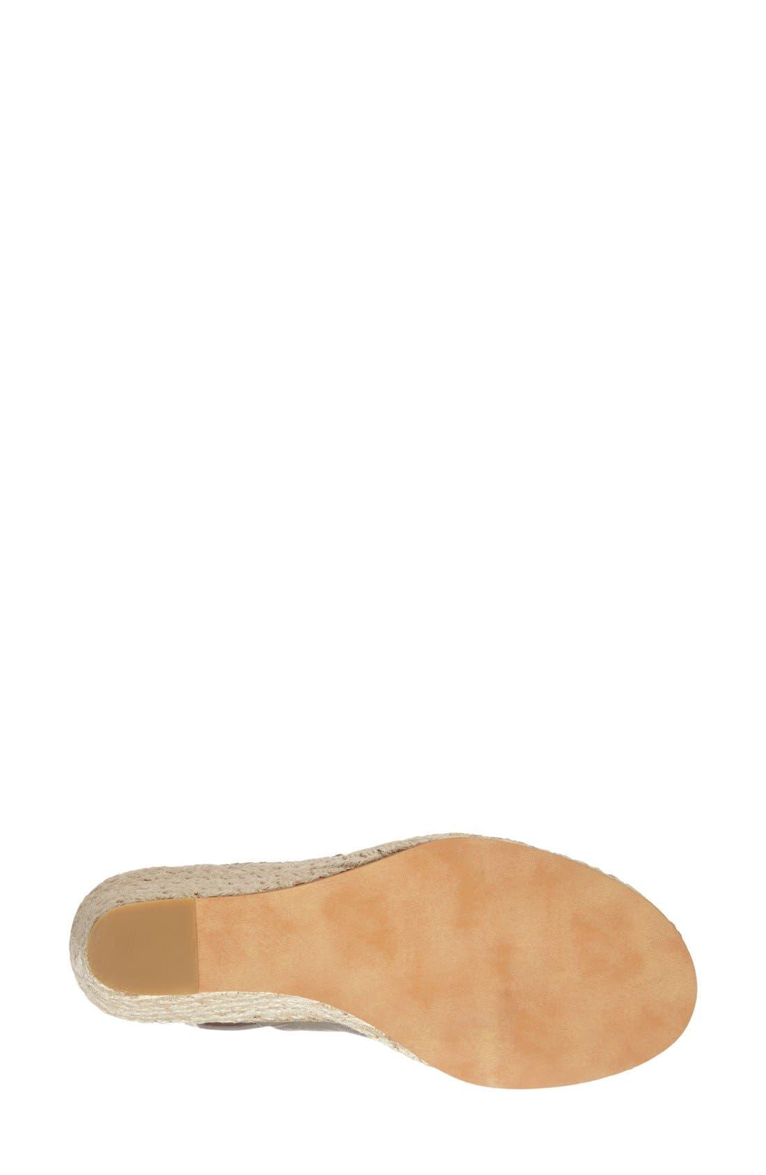 Alternate Image 4  - Caslon® Sutton Slingback Sandal (Women)