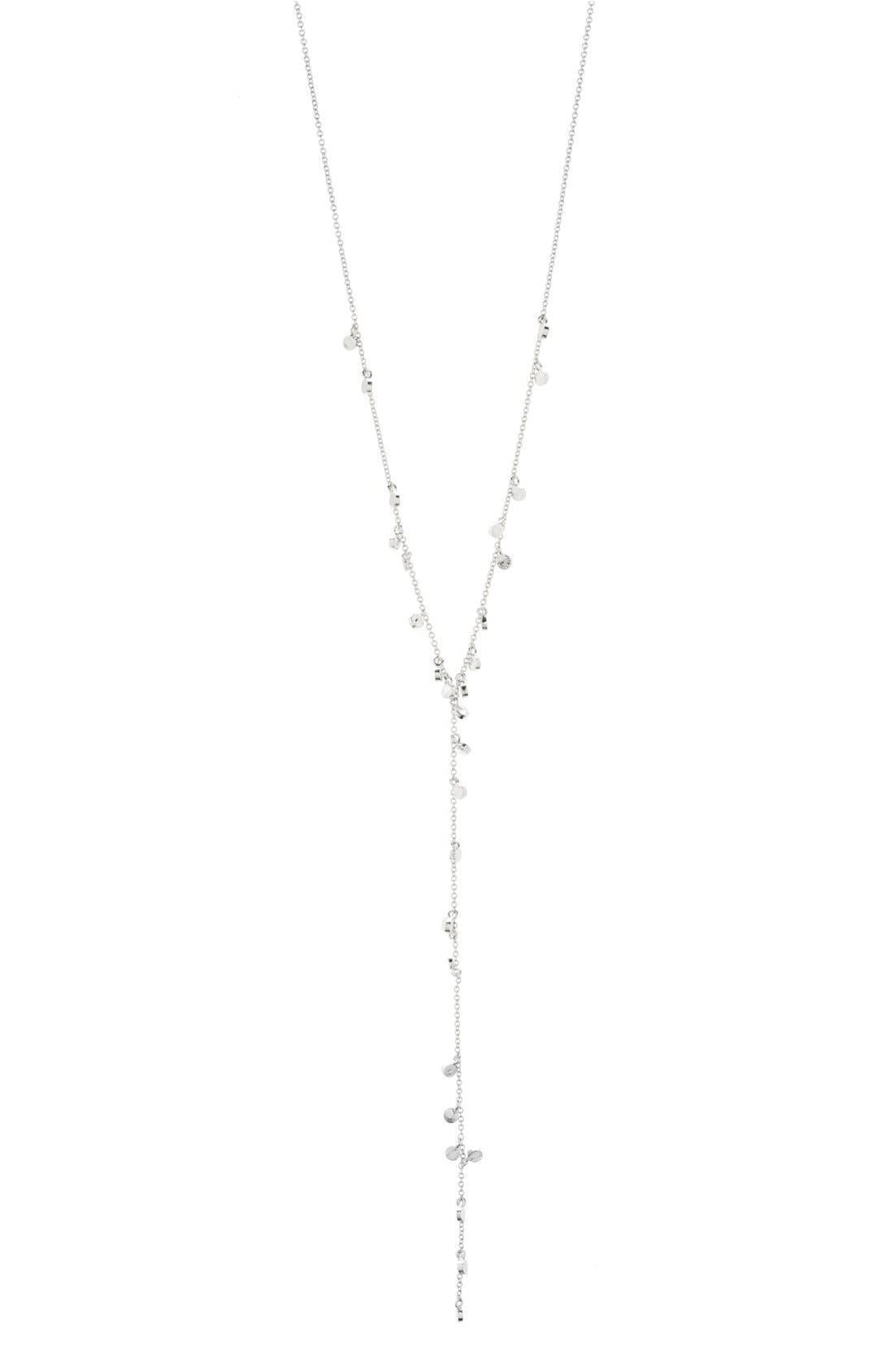 Alternate Image 2  - gorjana 'Chloe' Mini Y-Necklace