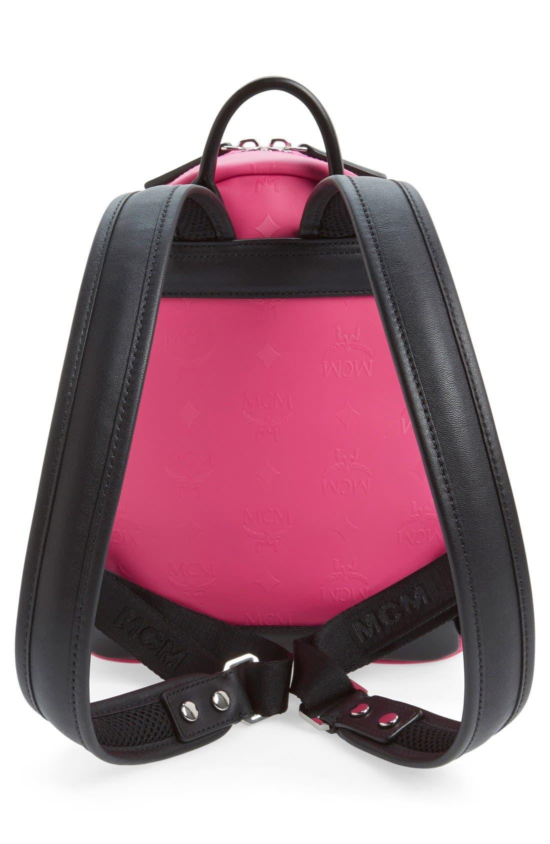 Alternate Image 3  - MCM 'Mini Stark Odeon' Studded Backpack