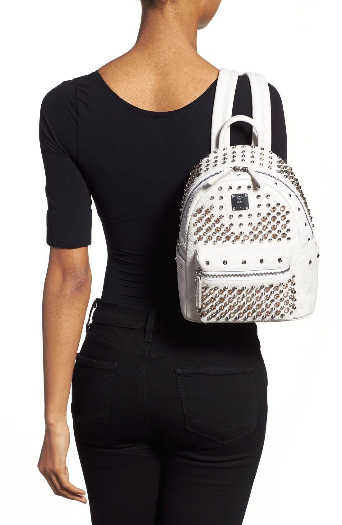 Alternate Image 2  - MCM 'Mini Stark Special' Backpack
