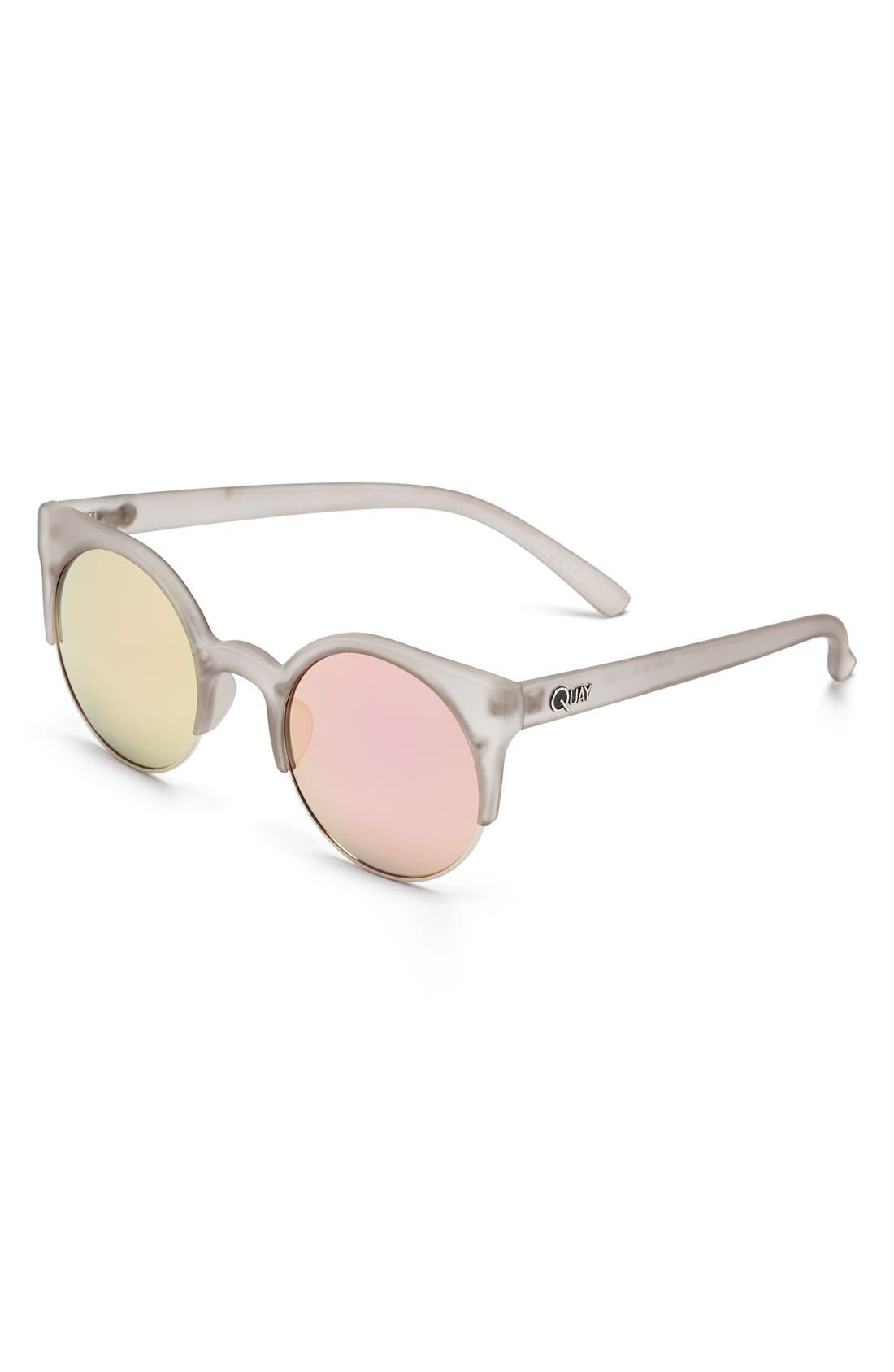 Main Image - Quay Australia 'Harlm' 50mm Sunglasses