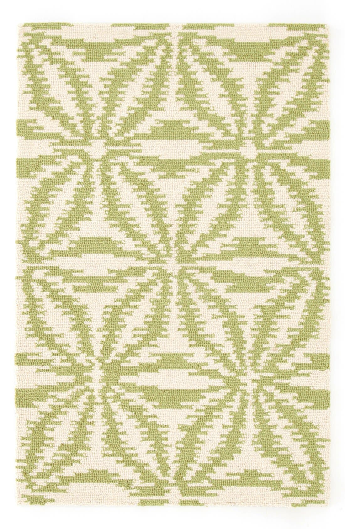 DASH & ALBERT ''Aster' Cotton Rug