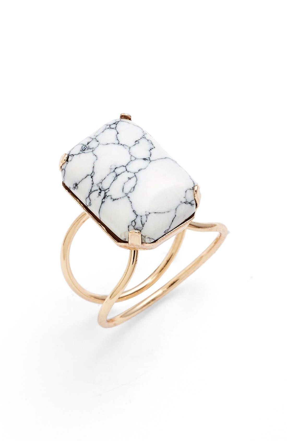 Main Image - BP. Marbled Stone Ring