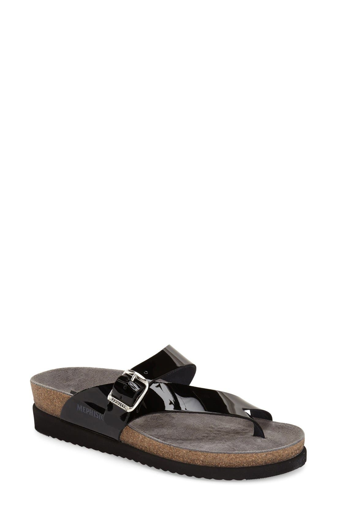 Alternate Image 1 Selected - Mephisto 'Helen' Sandal (Women)