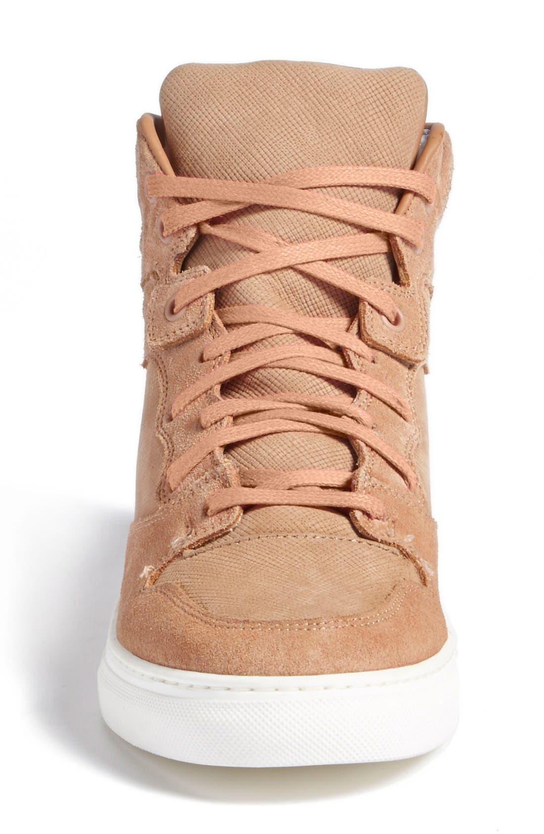 Alternate Image 3  - Balenciaga 'Trainer' High Top Sneaker (Women)