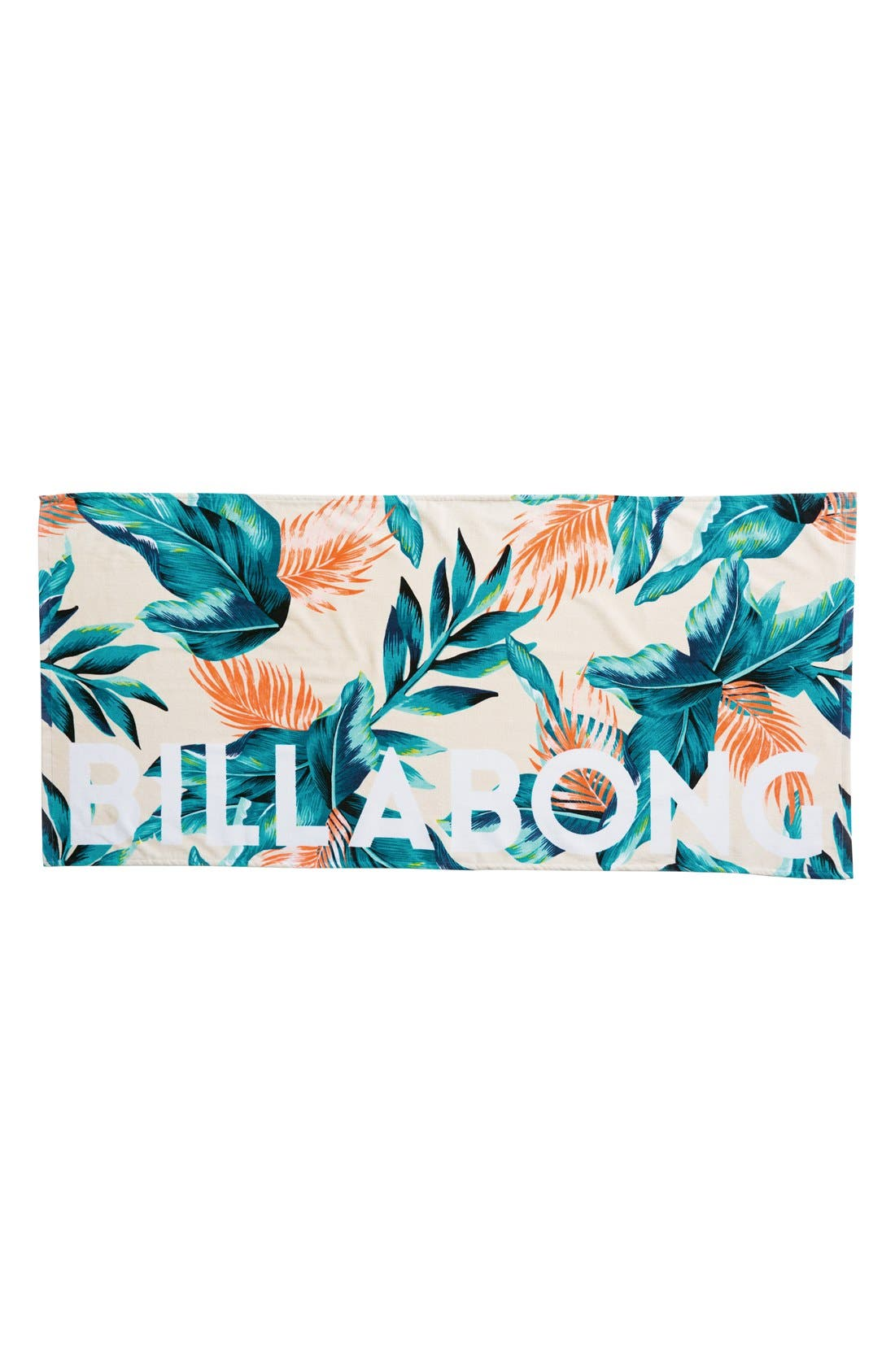 Main Image - Billabong 'Sunset Sounds' Cotton Terry Beach Towel