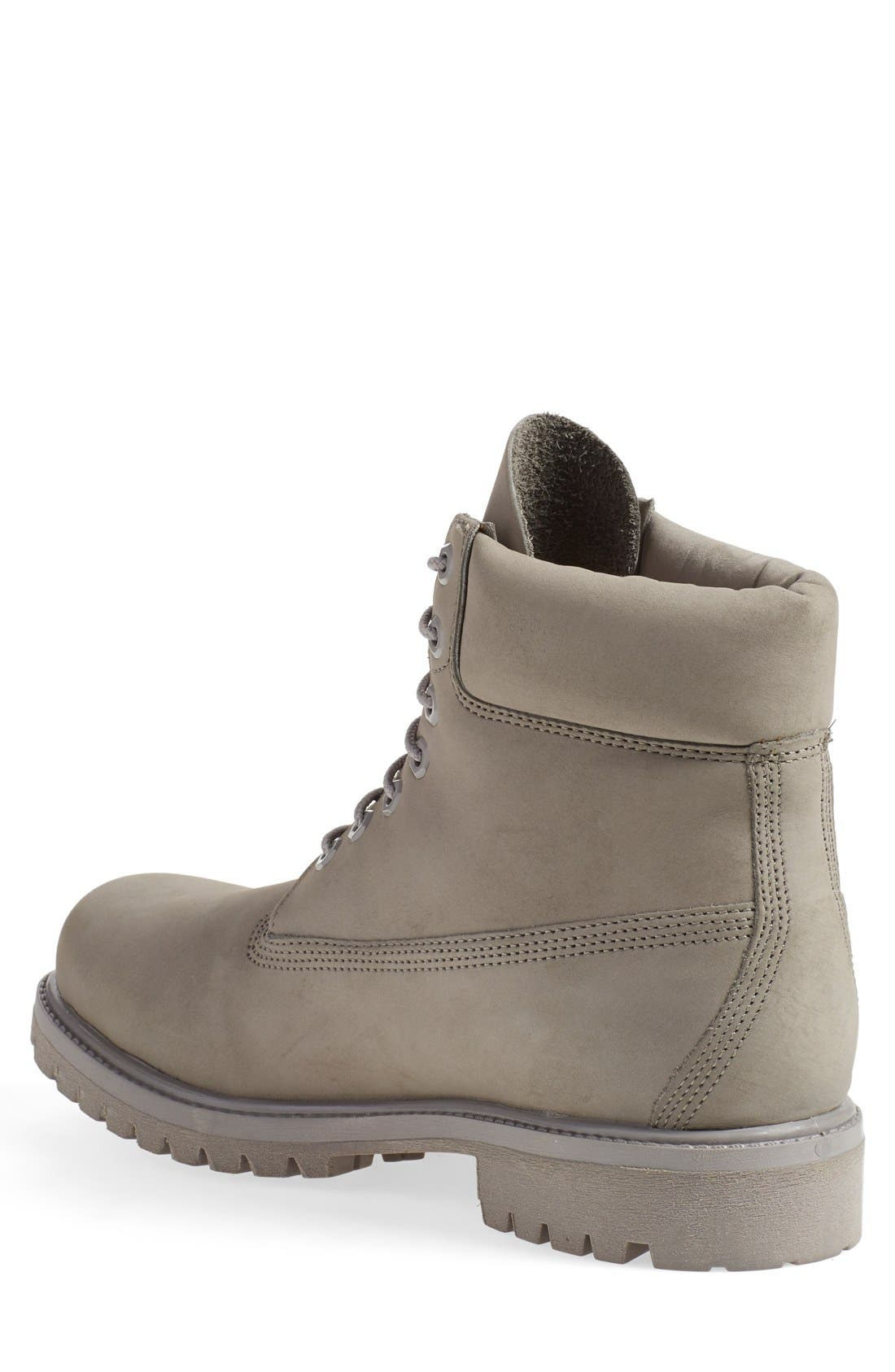 Alternate Image 2  - Timberland 'Six Inch Classic Boots Series - Premium' Boot