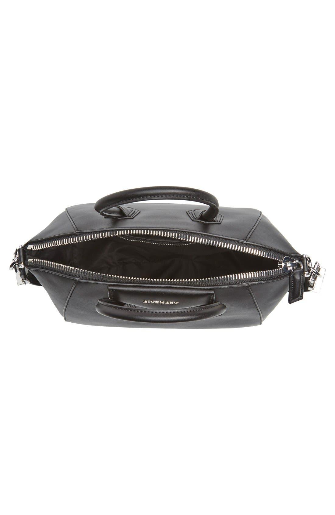Alternate Image 4  - Givenchy 'Medium Antigona' Leather Satchel