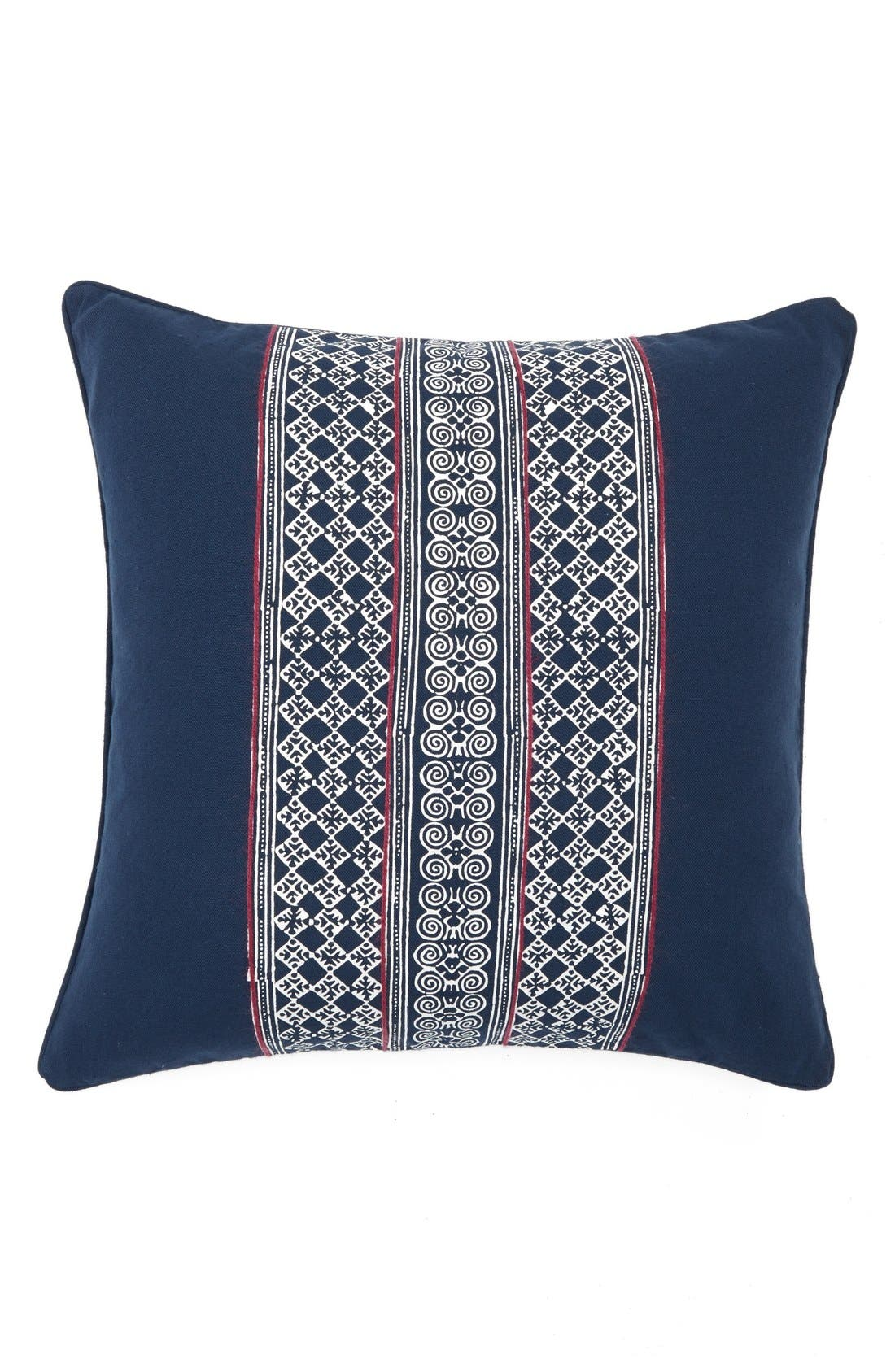Alternate Image 1 Selected - Levtex 'Cordelia' Screenprint Pillow