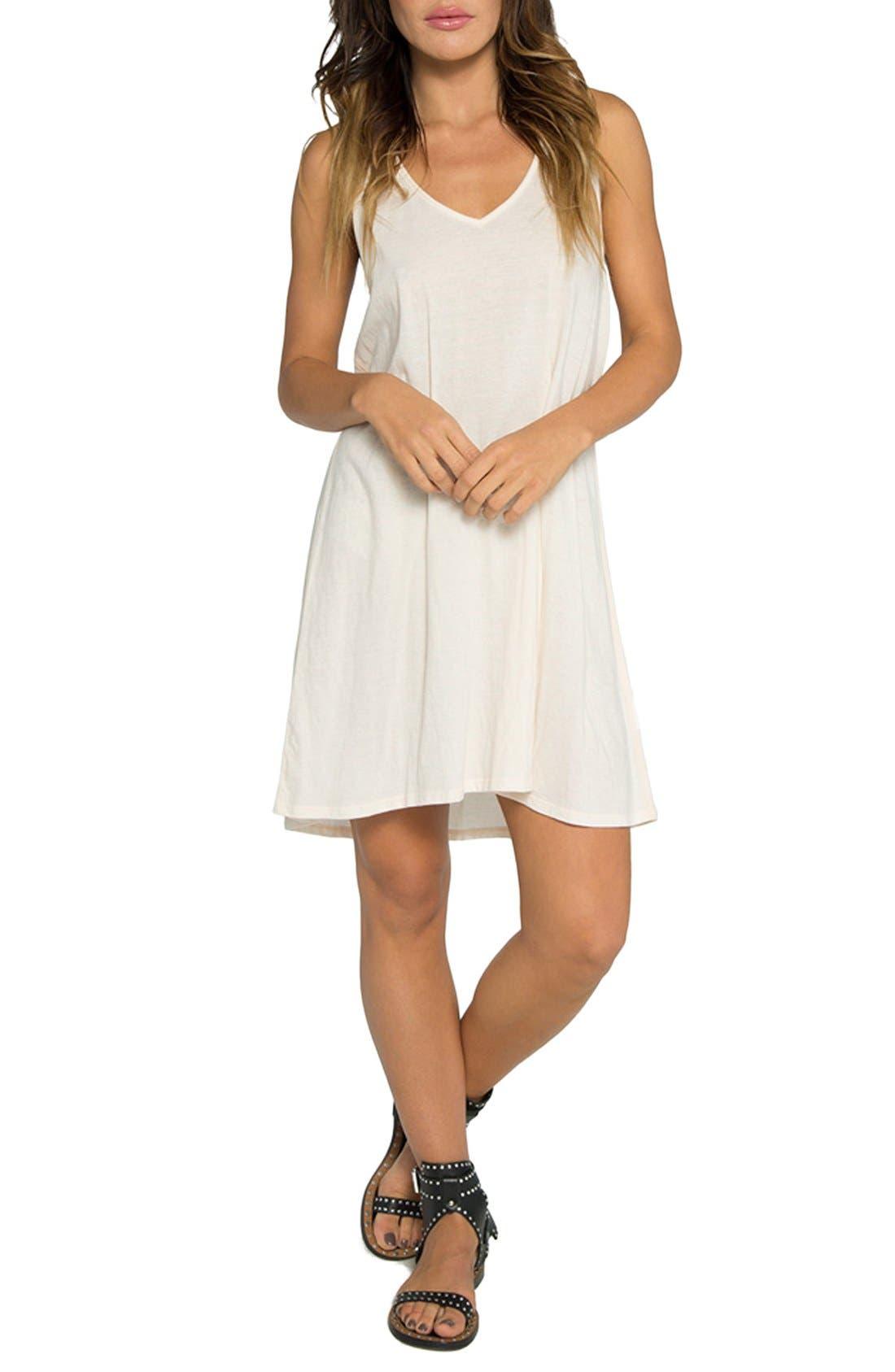 Main Image - TAVIK 'Mila' Knit Racerback Dress