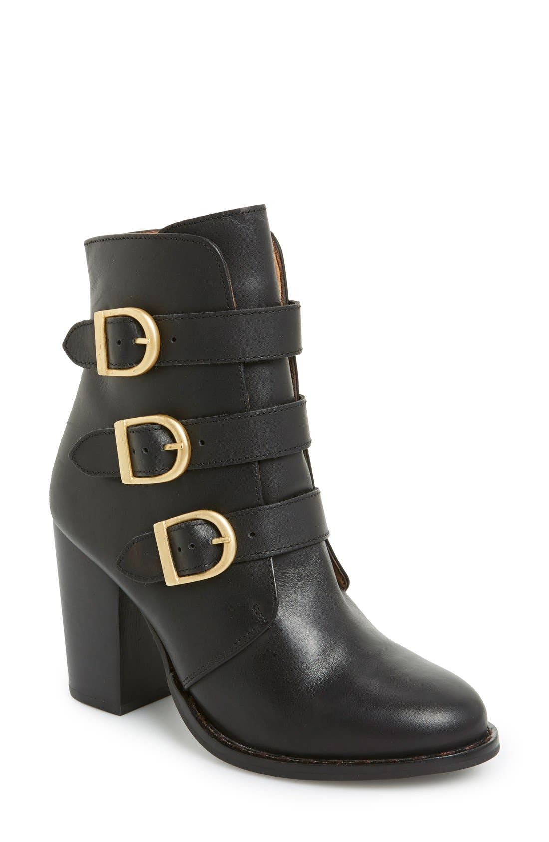 Topshop 'Horoscope' Ankle Boot (Women)