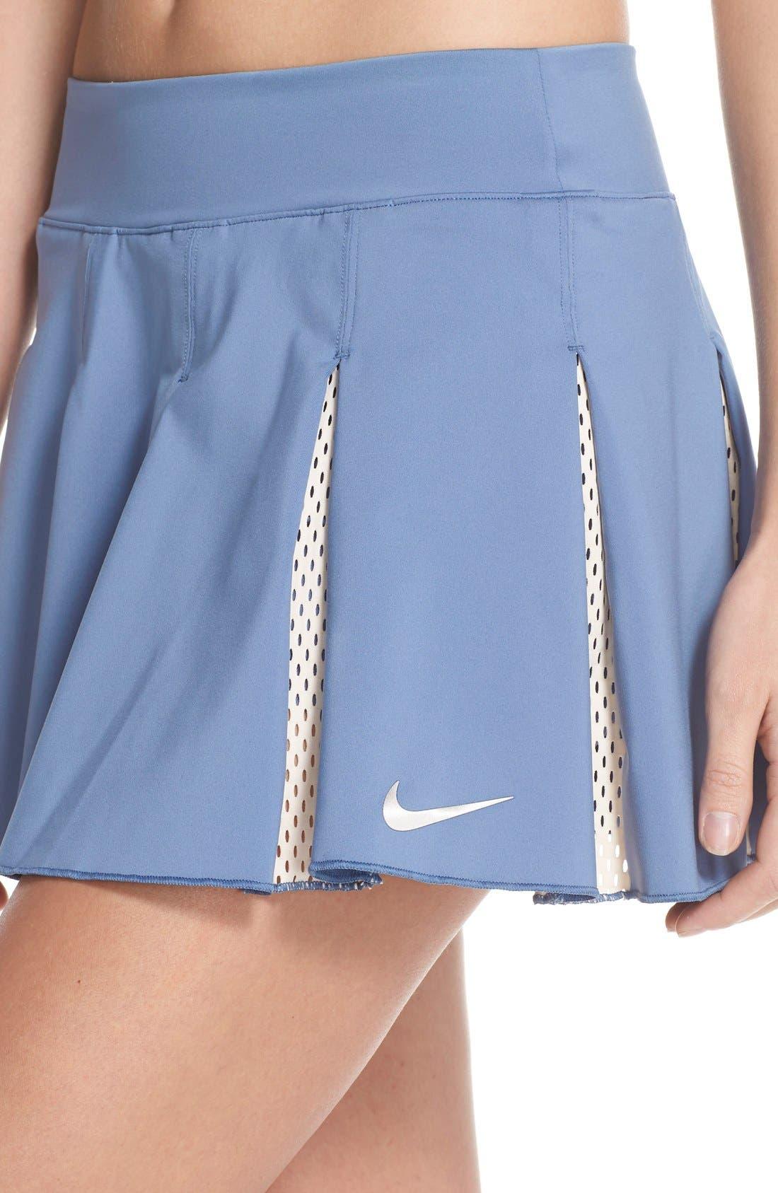 Alternate Image 4  - Nike 'Premier Maria' Dri-FIT Skort