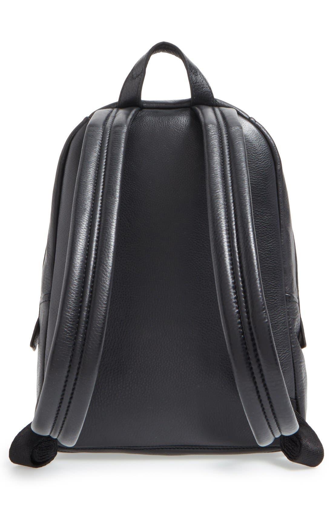 Alternate Image 3  - MARC JACOBS 'Biker' Leather Backpack