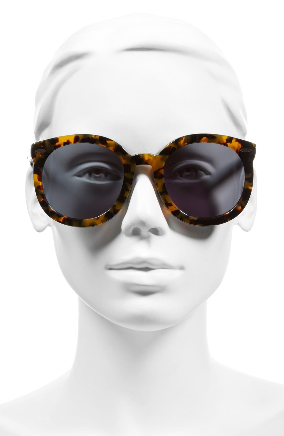 Alternate Image 2  - Karen Walker Super Duper Strength 55mm Sunglasses