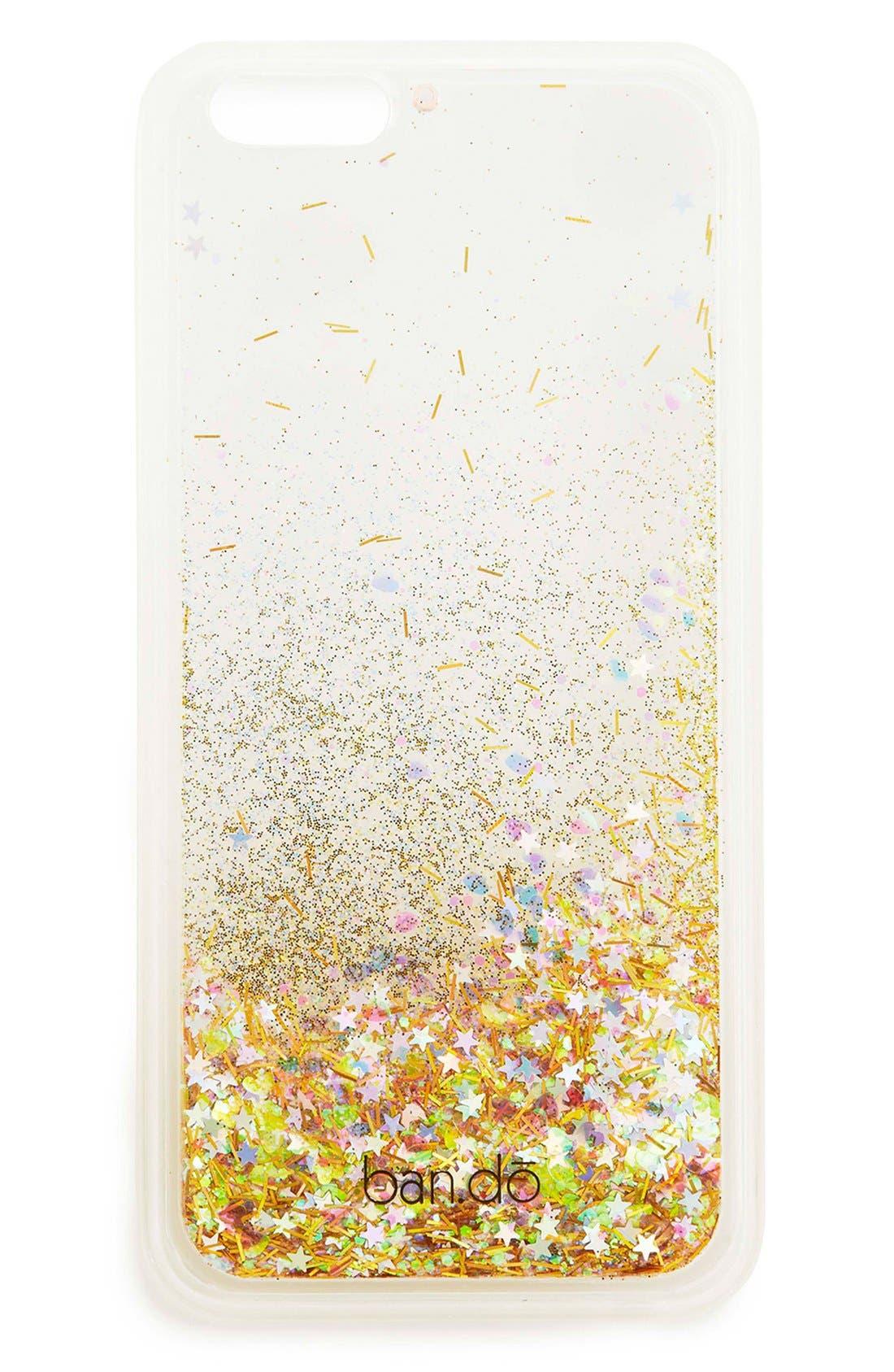 Alternate Image 2  - ban.do 'Glitter Bomb' iPhone 6 & 6s Case