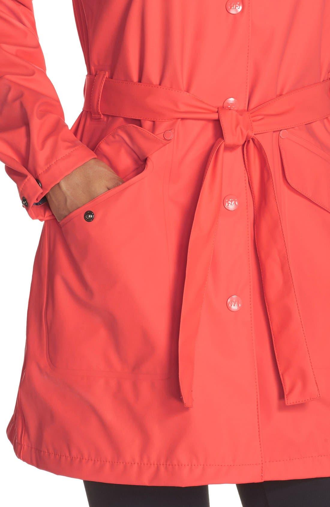Alternate Image 4  - Helly Hansen 'Kirkwall' Raincoat