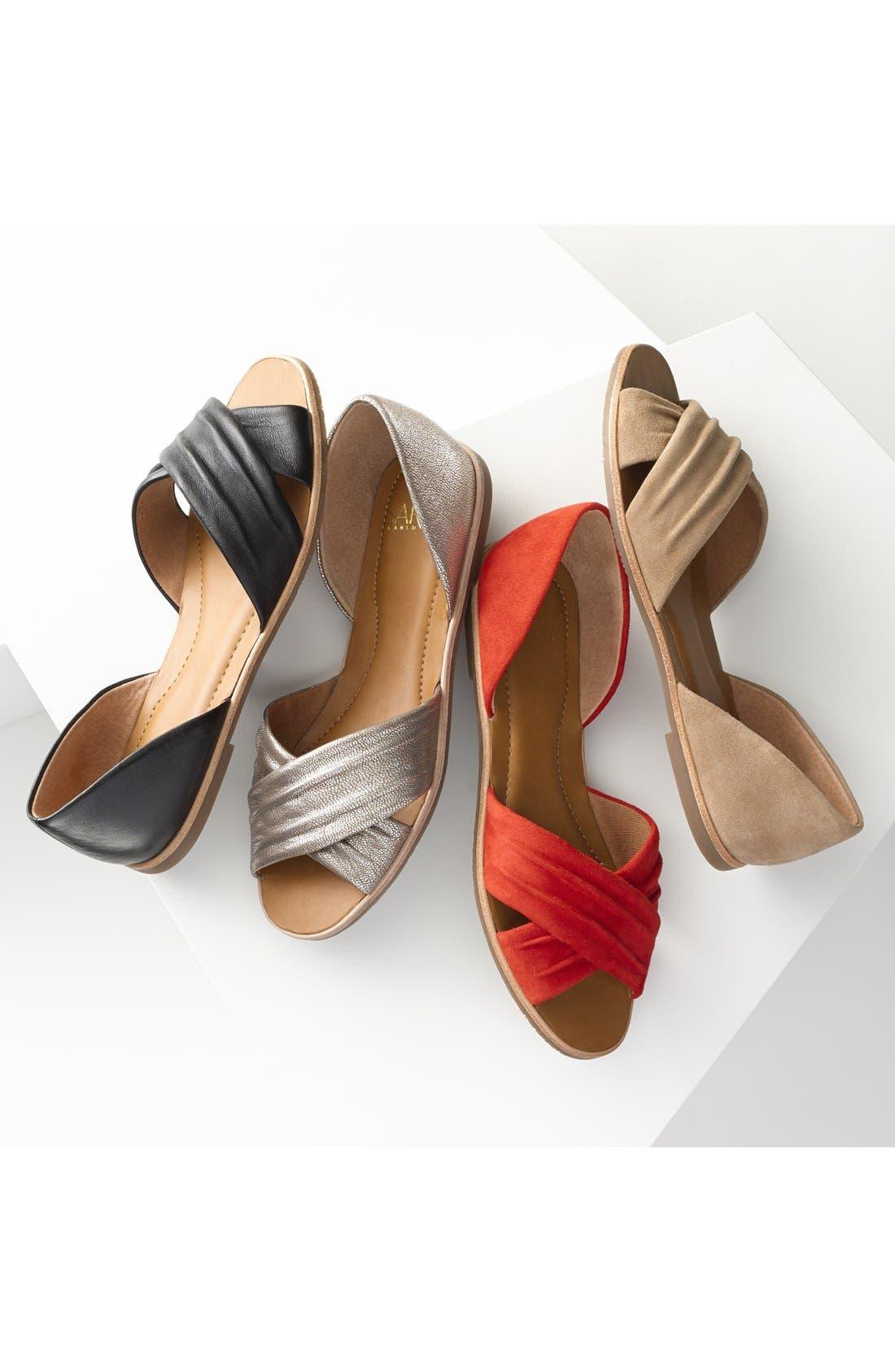 Alternate Image 6  - SARTO by Franco Sarto 'Vala' Flat Sandal (Women)