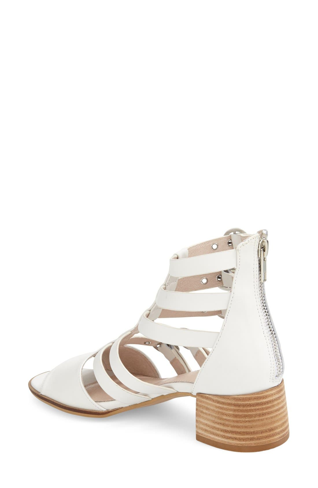 Alternate Image 2  - Shellys London 'Bea' Buckle Sandal (Women)
