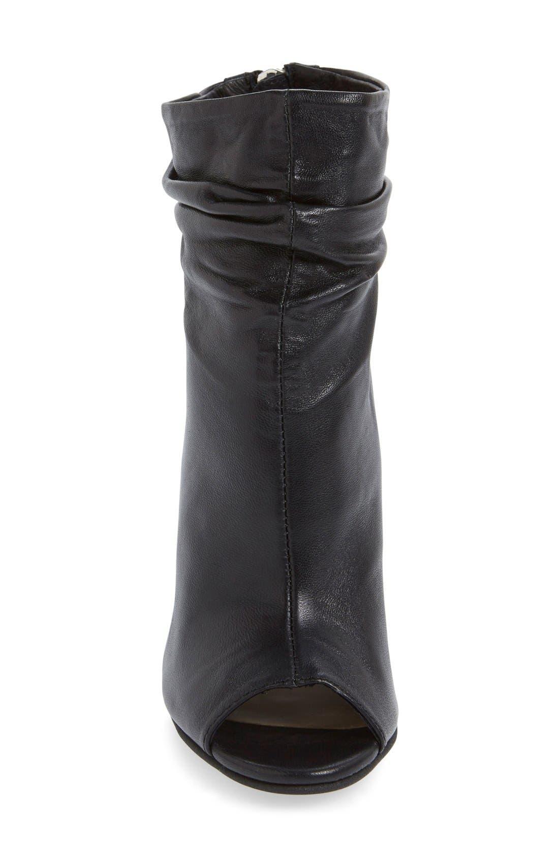 Alternate Image 3  - Kristin Cavallari 'Liam' Peep Toe Bootie (Women)