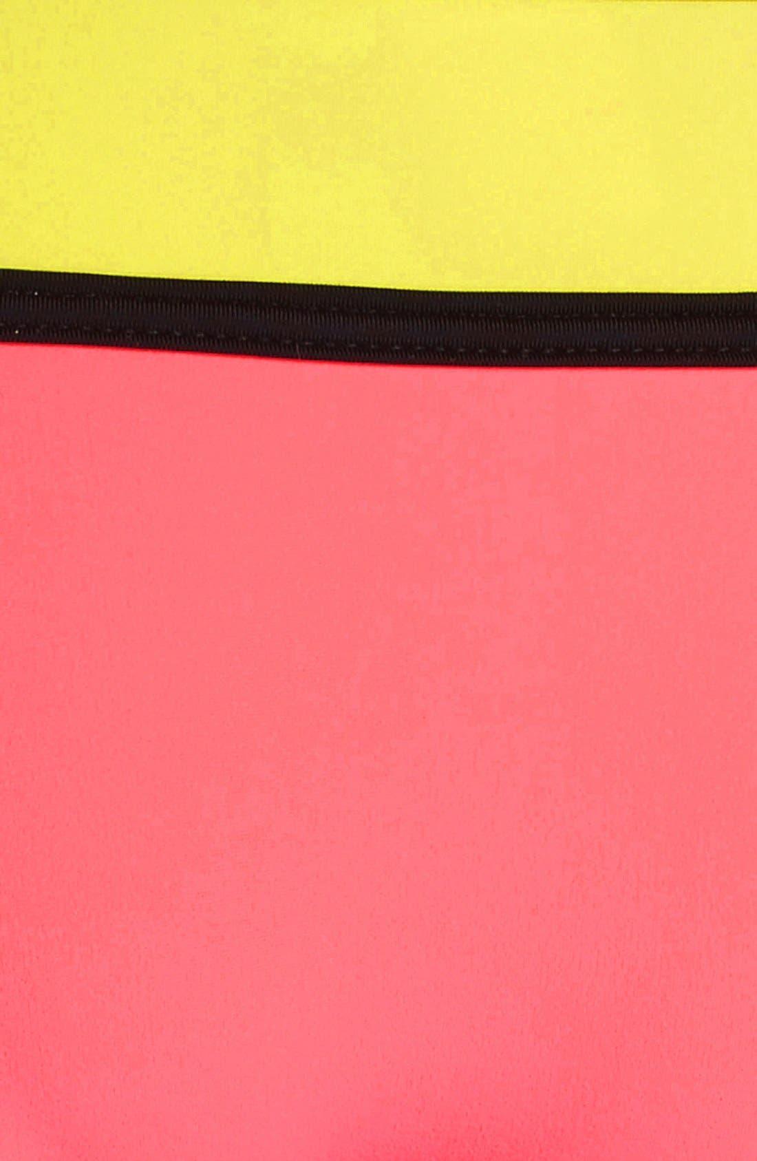 Alternate Image 6  - BCA Colorblock Bikini Bottoms