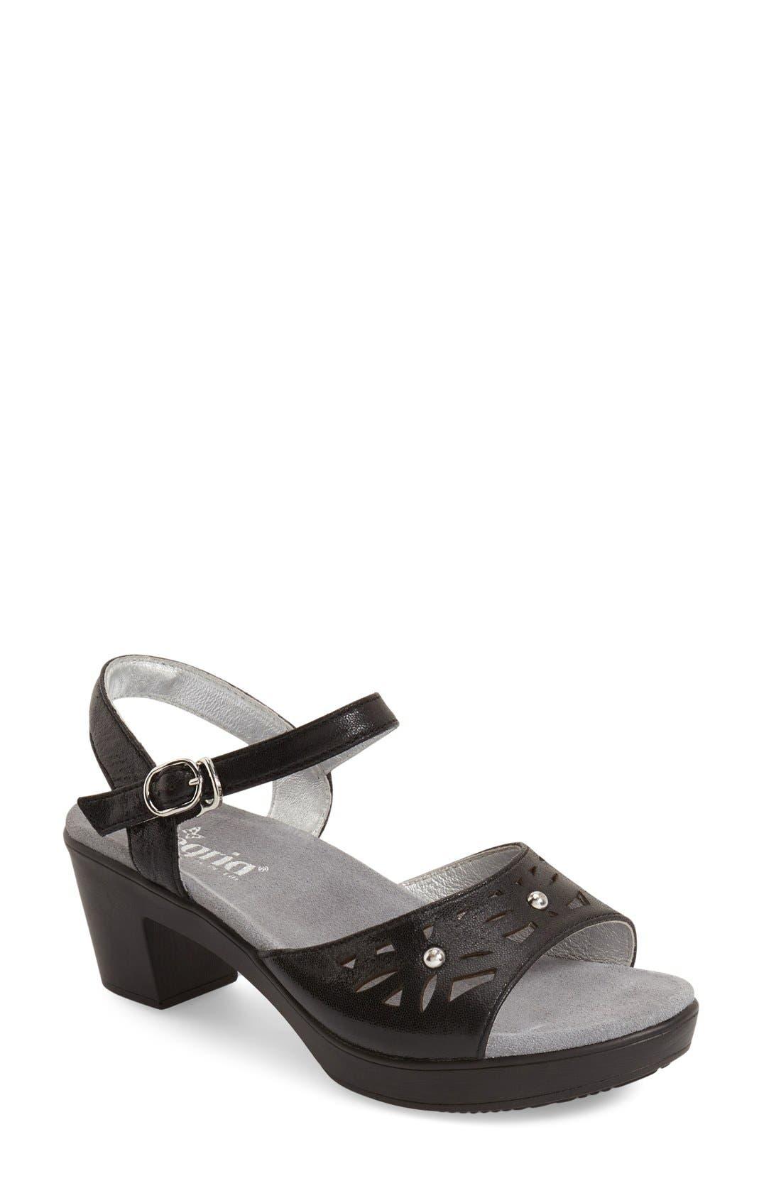 ALEGRIA Reese Cutout Sandal