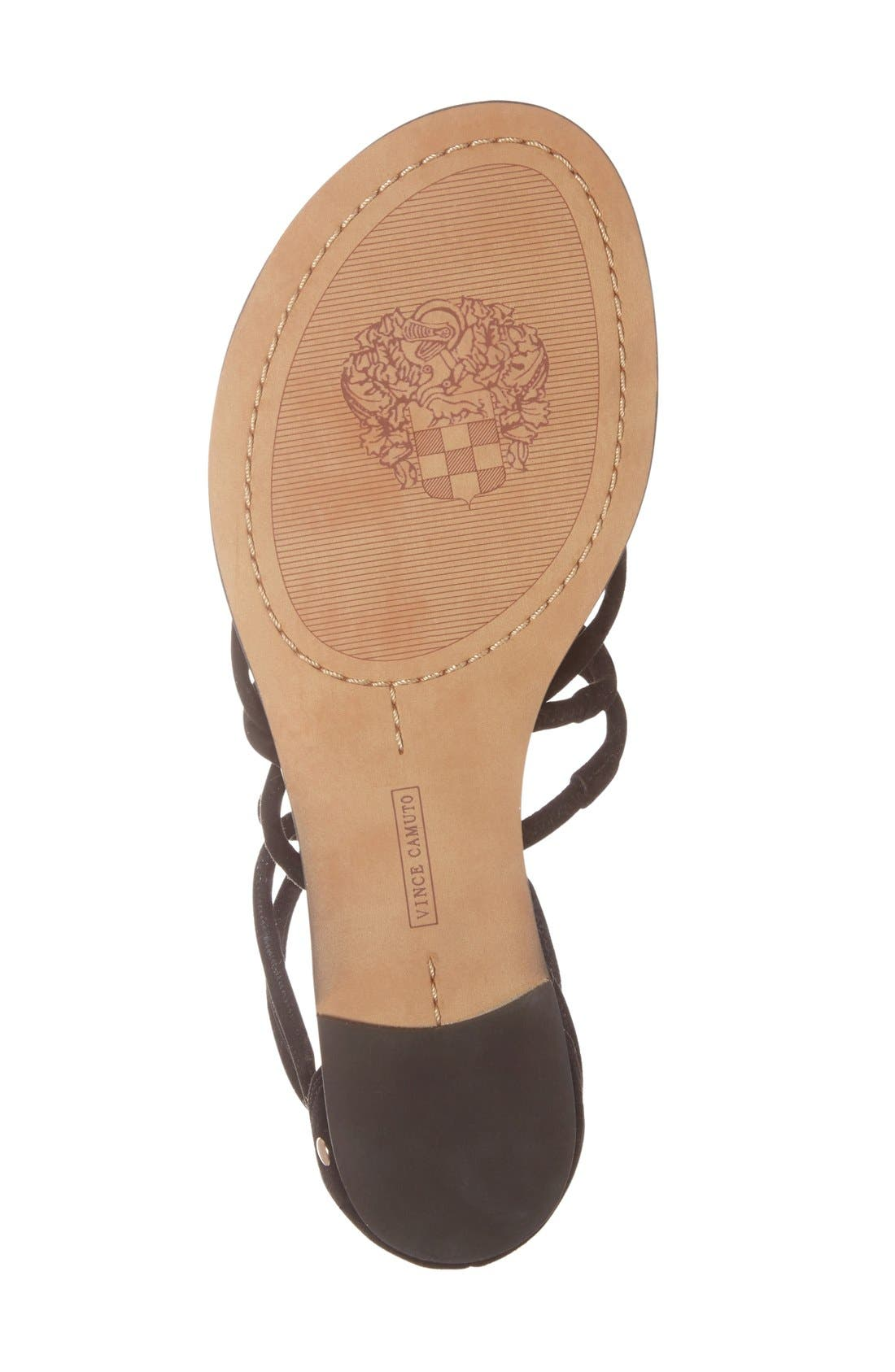 Alternate Image 4  - Vince Camuto 'Adalson' Strappy Thong Sandal (Women)