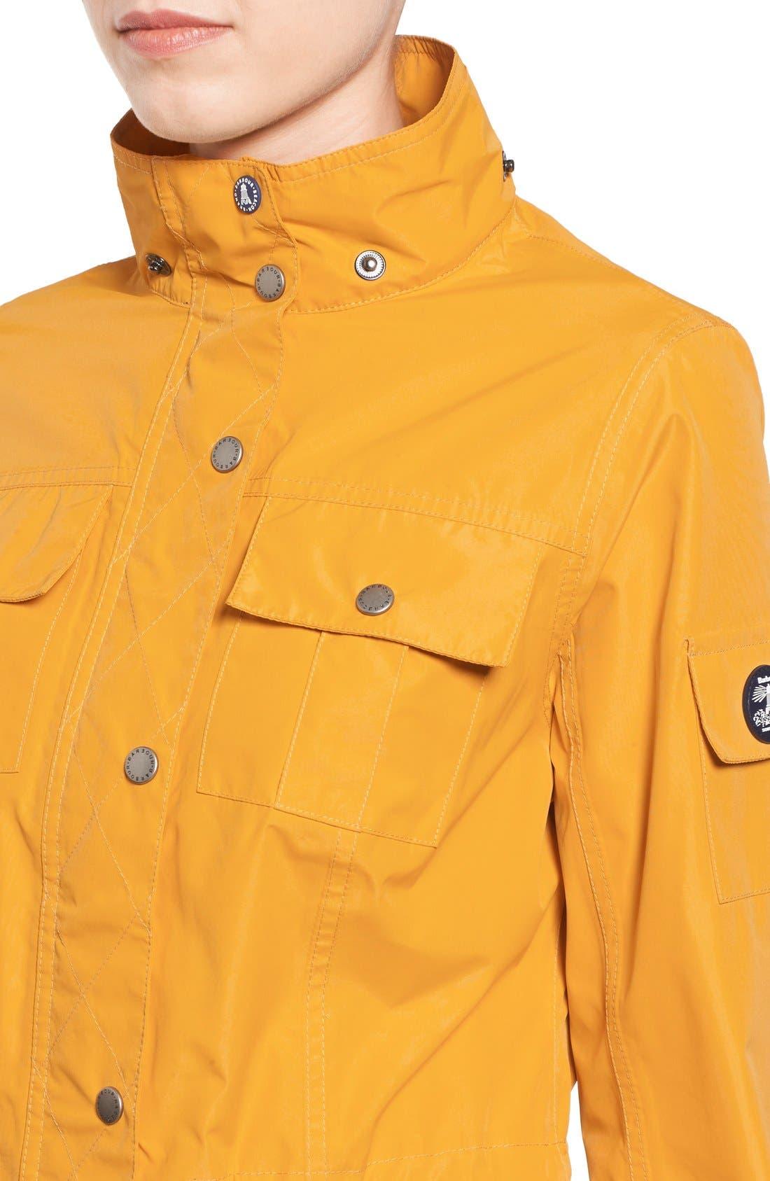 Alternate Image 4  - Barbour 'Bowline' Hooded Waterproof Jacket