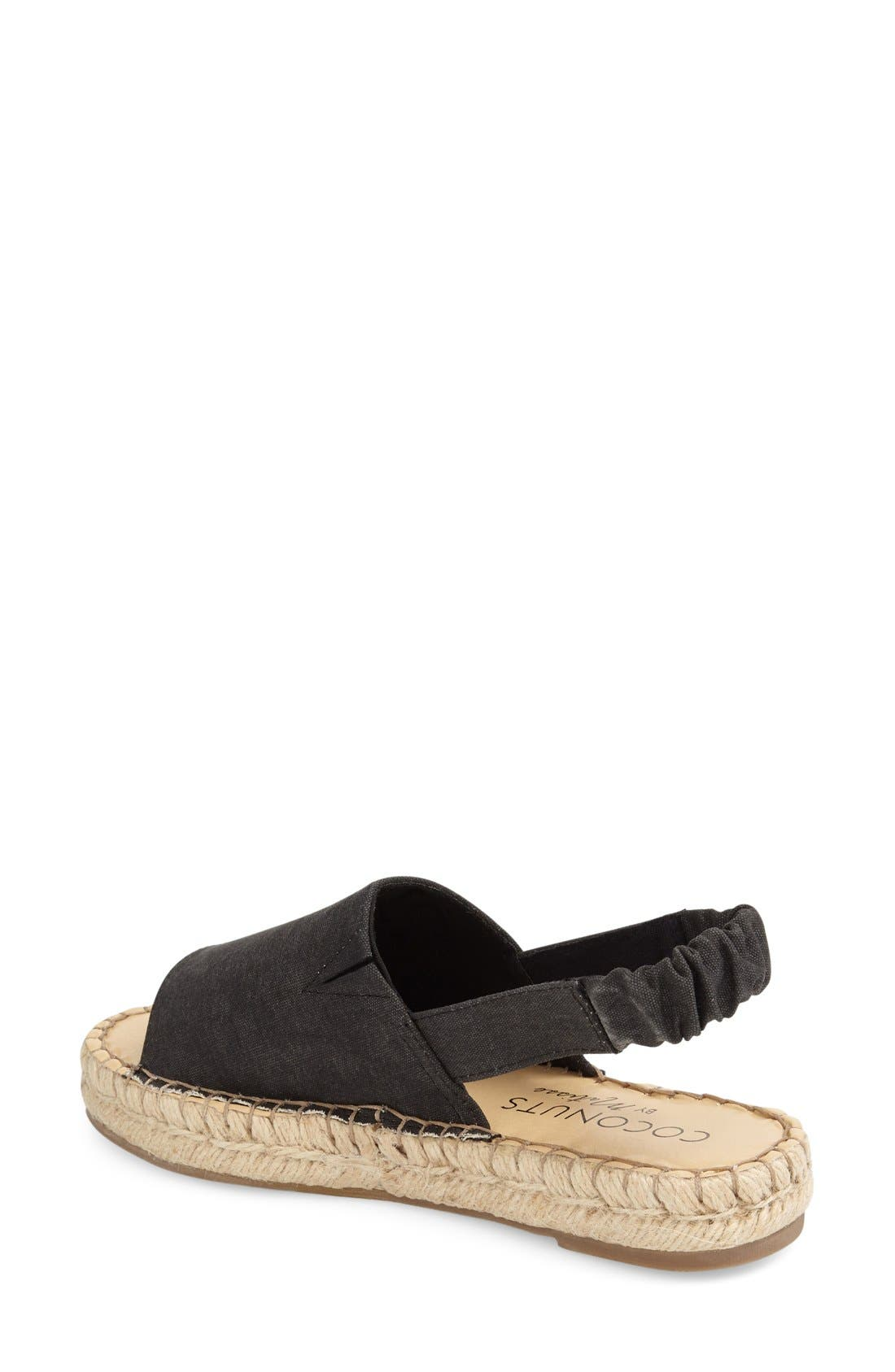 Alternate Image 2  - Coconuts by Matisse 'Darling' Espadrille Sandal (Women)