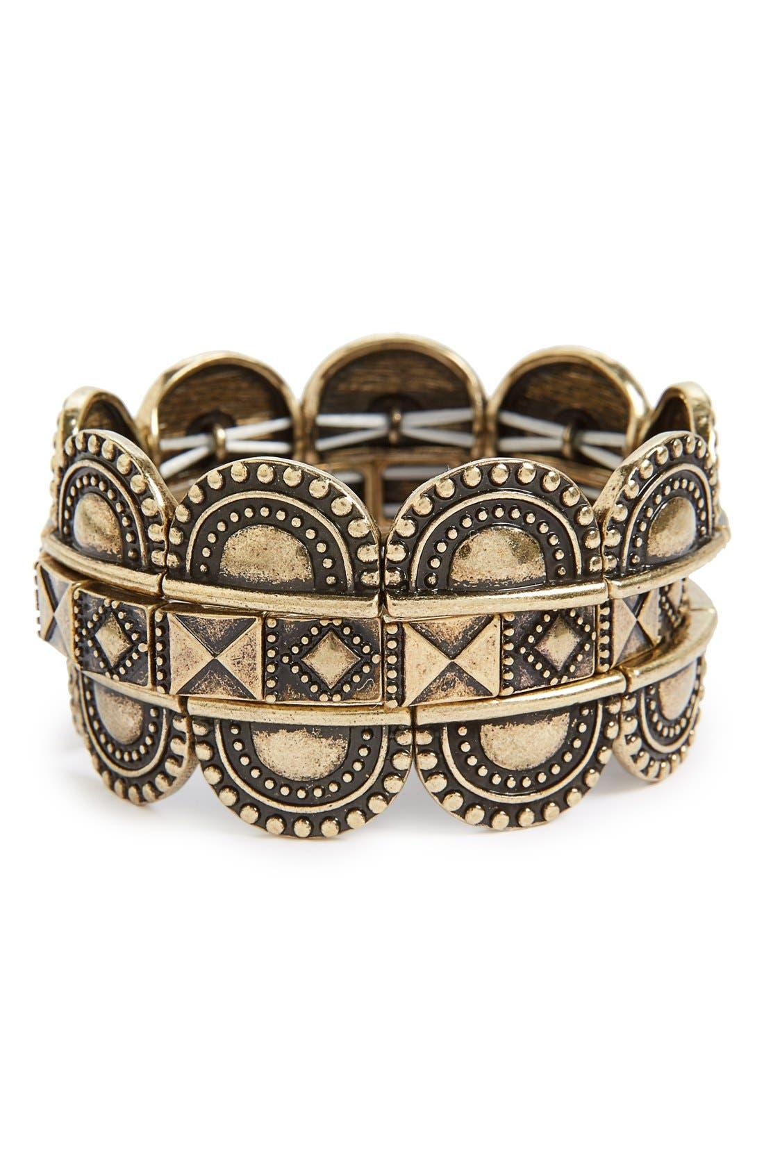 Alternate Image 1 Selected - BP. Bangle Bracelets (Set of 3)