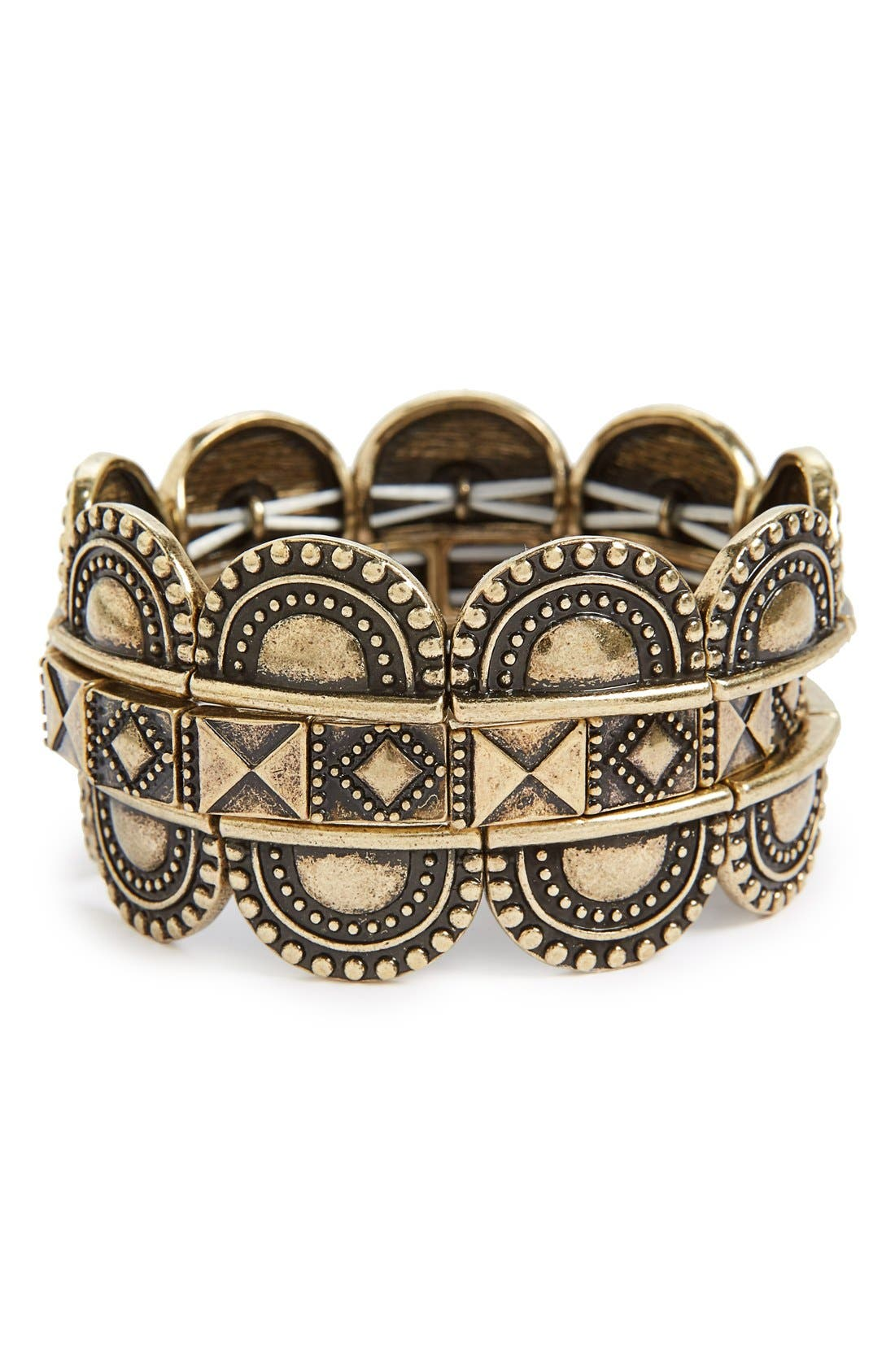 Main Image - BP. Bangle Bracelets (Set of 3)
