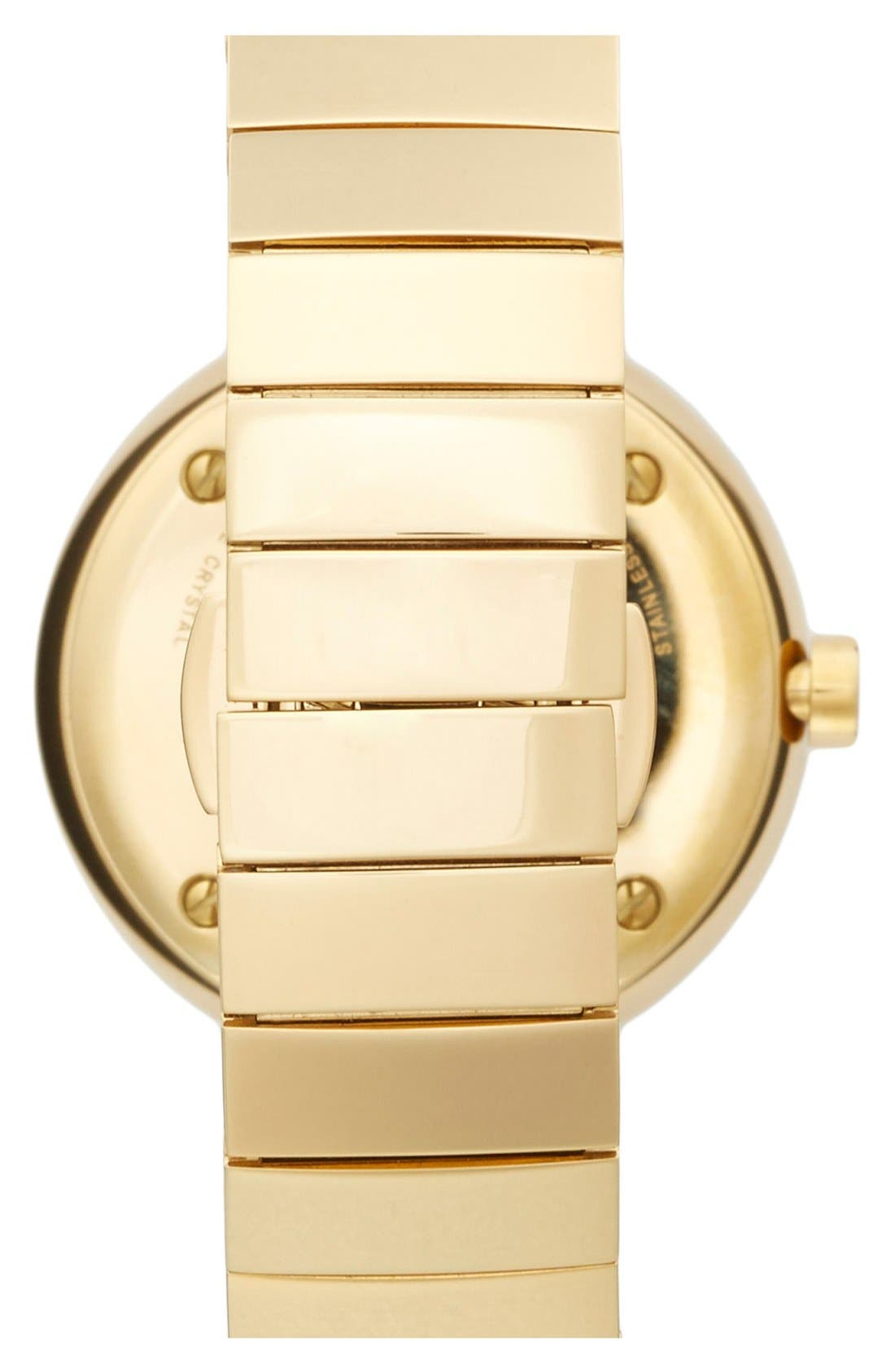 Alternate Image 2  - Movado 'Edge' Bracelet Watch, 34mm