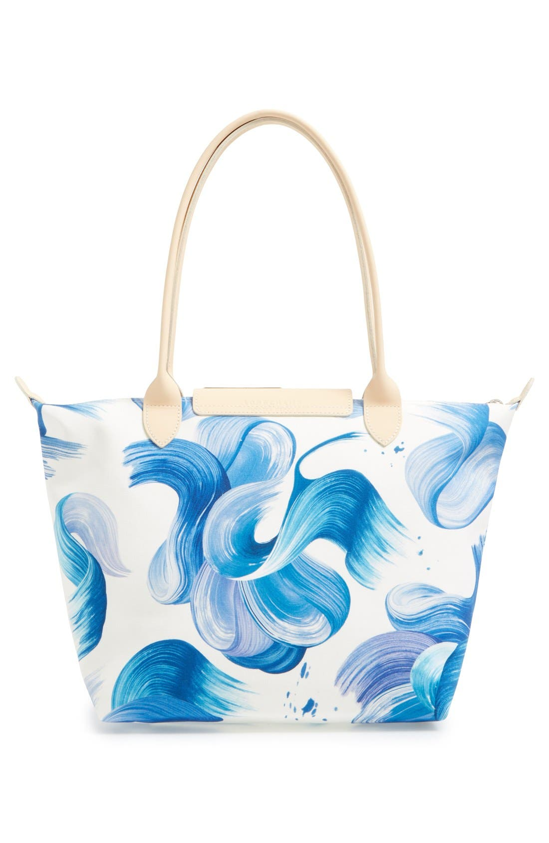 Alternate Image 3  - Longchamp 'Medium Splash' Print Canvas Tote