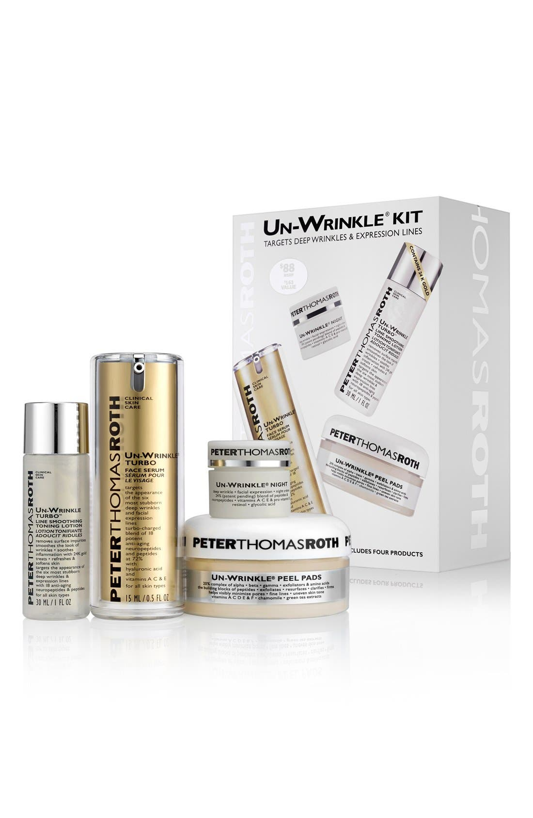 Peter Thomas Roth 'Un-Wrinkle®' Kit (Limited Edition) ($163 Value)