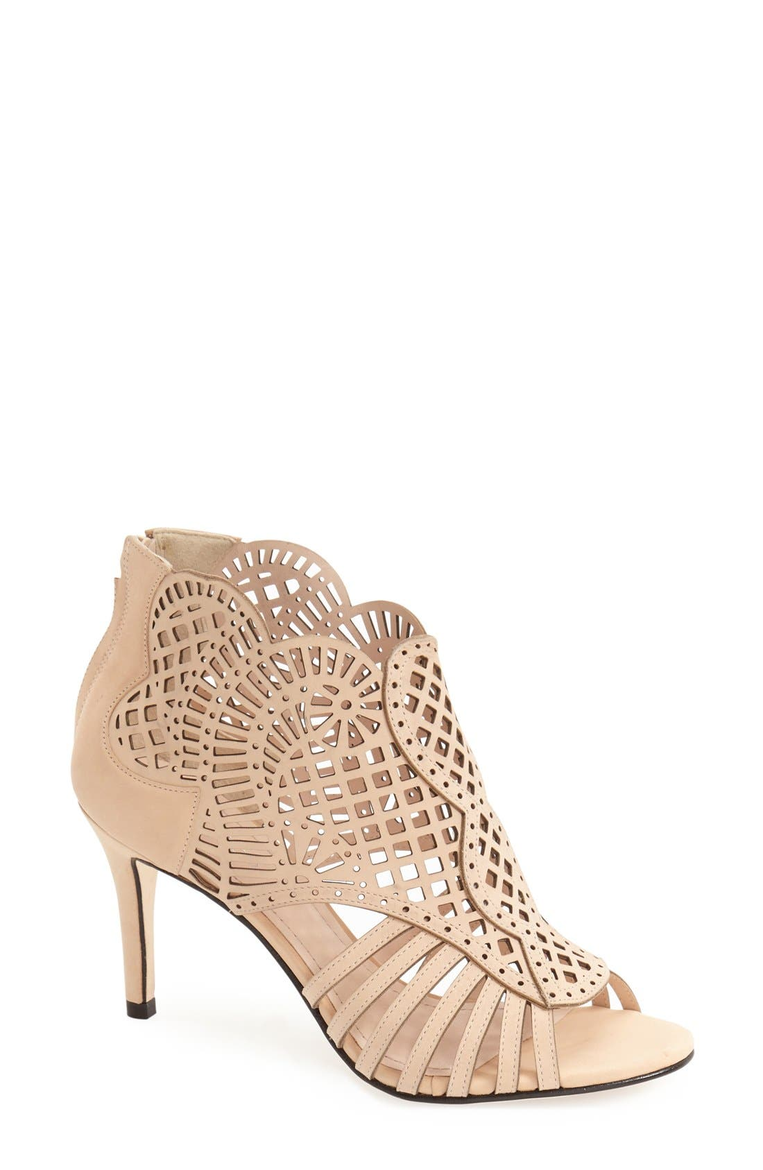 Alternate Image 1 Selected - Klub Nico 'Mirelle' Cutout Bootie (Women)