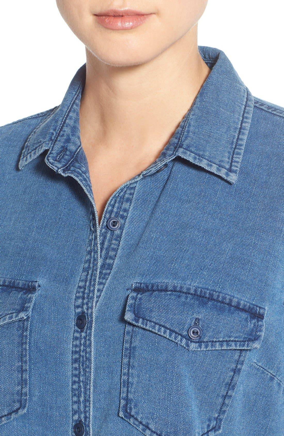 Alternate Image 4  - Joe's 'Brisa' Denim Shirt