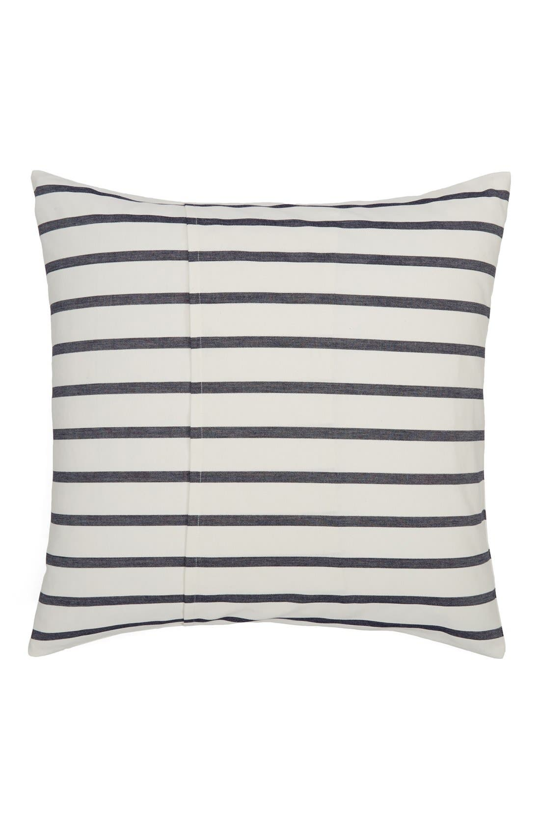 Alternate Image 2  - kate spade new york 'harbour stripe' euro sham