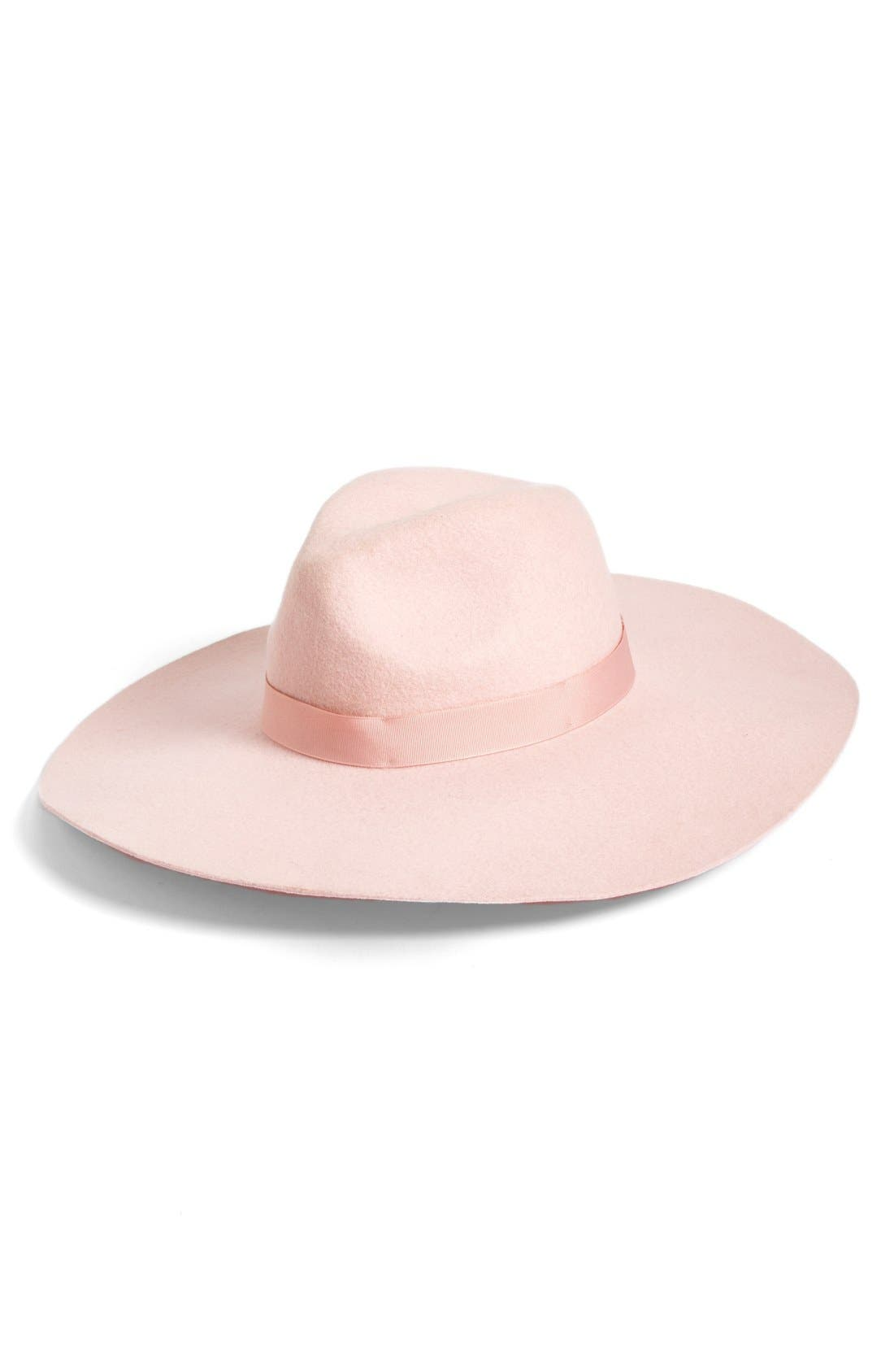 Alternate Image 1 Selected - Lack of Color 'Montana Stardust' Wide Brim Wool Fedora