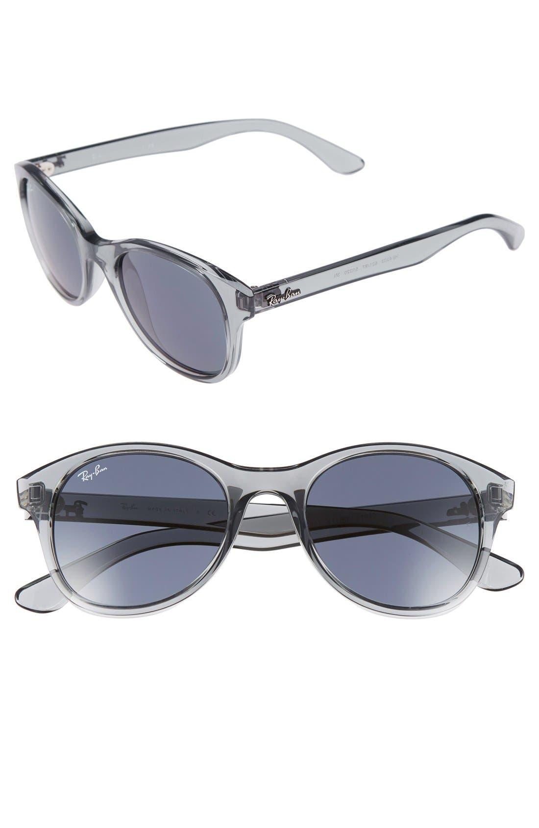 Alternate Image 1 Selected - Ray-Ban 'Highstreet' 51mm Sunglasses