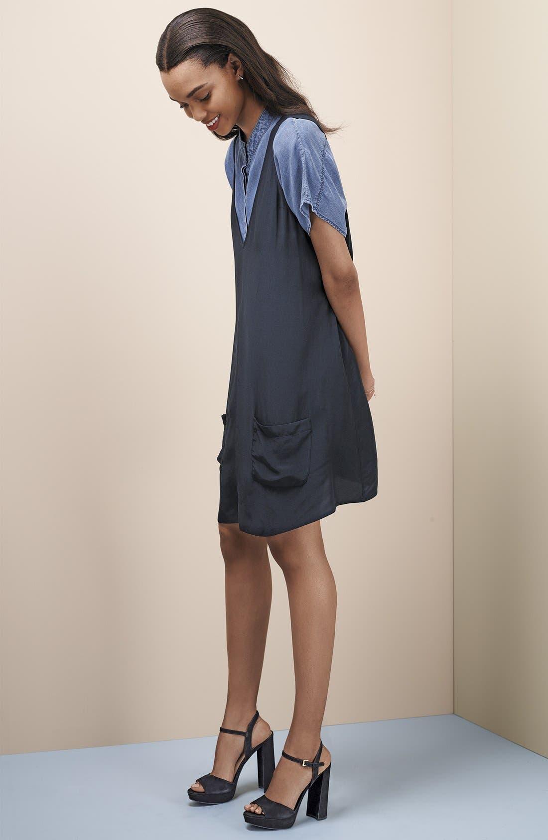 Alternate Image 5  - Vince Camuto 'Krysta' Platform Sandal (Women)