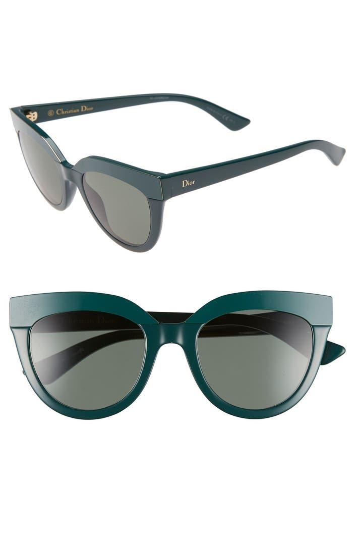 Plastic Glasses Frames Peeling : Dior Soft 1 51mm Cat Eye Sunglasses Nordstrom